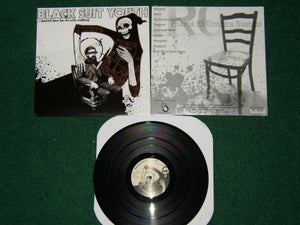 "Image of Black Suit Youth ""Meet Me In Death Valley"" 12'Vinyl"