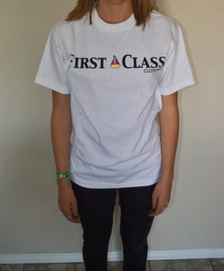 Image Of White First Cl Clothing Tee