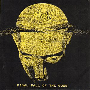 """Image of ANARCHUS - Final Fall Of The Gods 7"""" Ep"""