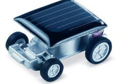 Image of Mini Solar Car