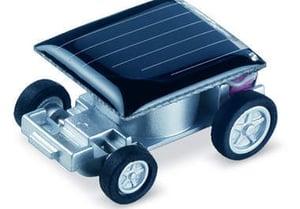 Image of Mini Solar Car