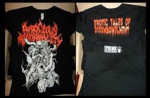 "Image of ""Erotic Tales of Disembowelment"" T-shirt"