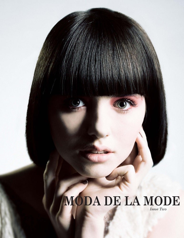 Image of Moda de la Mode Magazine Issue 2