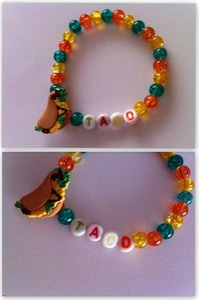 Image of Tasty Taco Bracelet