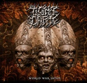 "Image of THE LIGHT OF DARK ""Satan World War"" CD+ DVD"