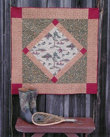 Image of Catch of the Day - Pattern Q103 PAPER Pattern