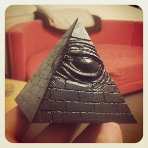 Image of Black Pyramid