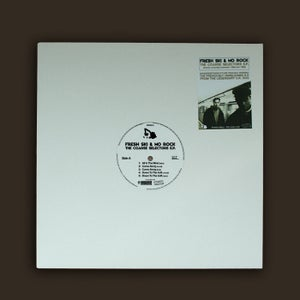 Image of DWG010 - Fresh Ski & Mo Rock 'The Coarse Selectors E.P.'
