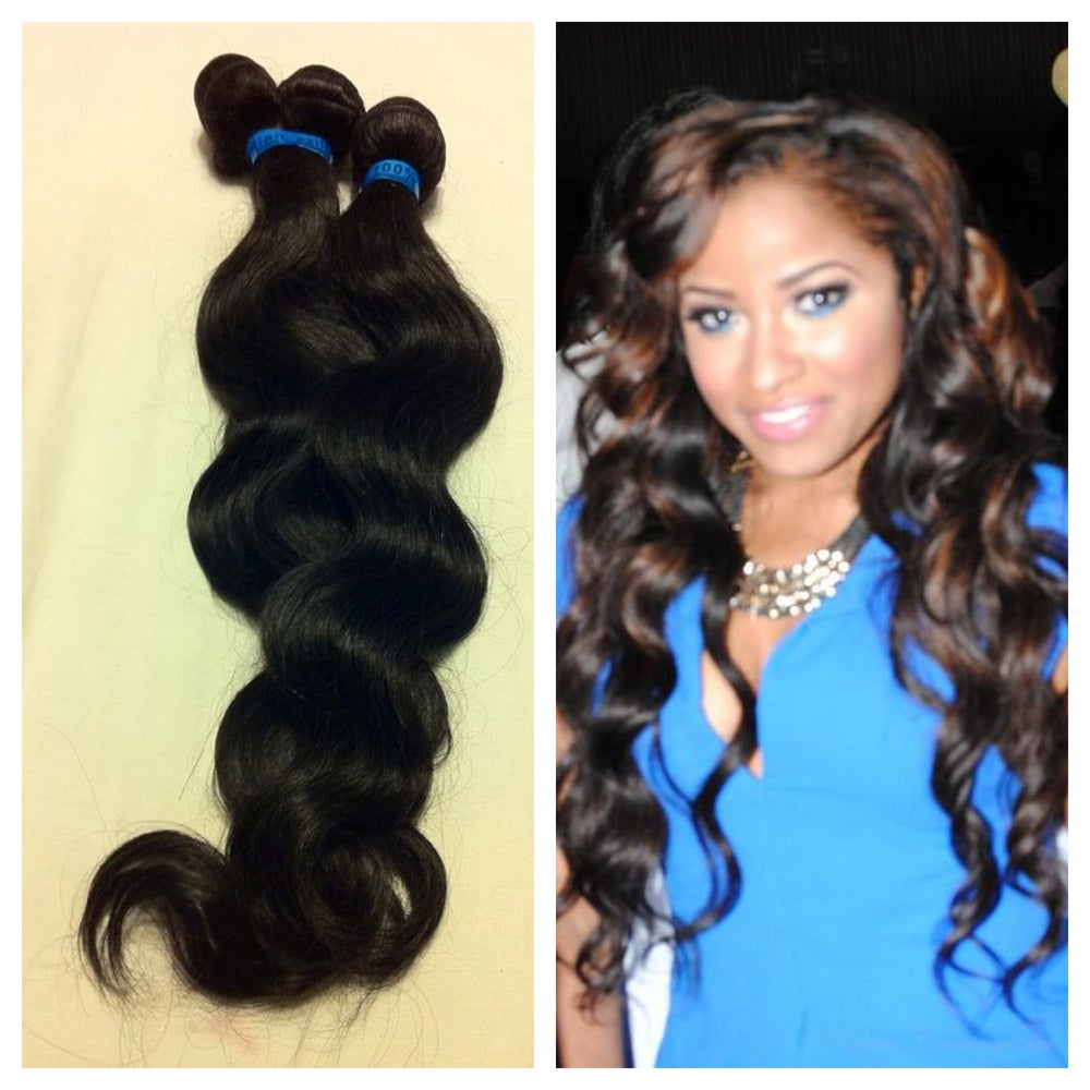 Image of Virgin Brazillian Body Wave
