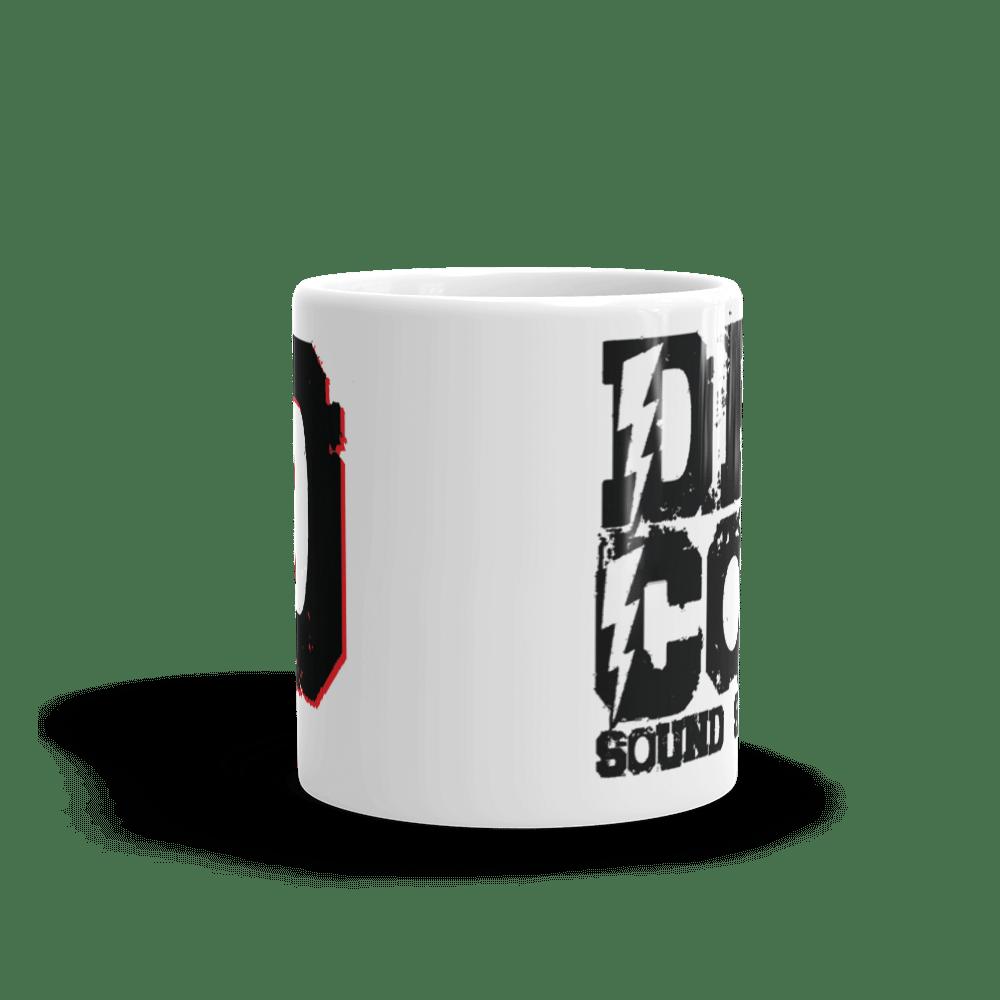 Def Con Sound System glossy coffee mug.
