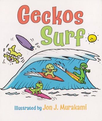 Image of Geckos Surf