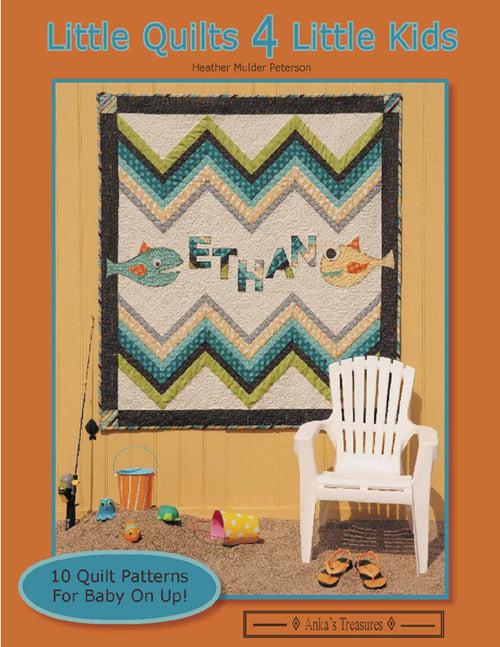 Anka S Treasures Little Quilts 4 Little Kids