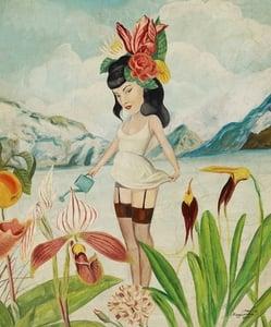 Image of HAY QUE REGAR EL JARDÍN. Limited edition de LUXE