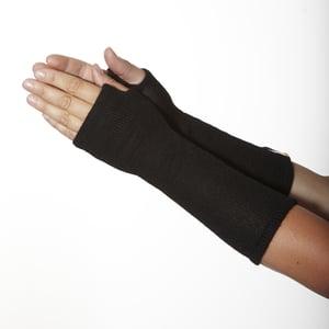 Image of Wristwarmer            Black