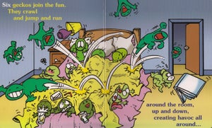 Geckos go to Bed