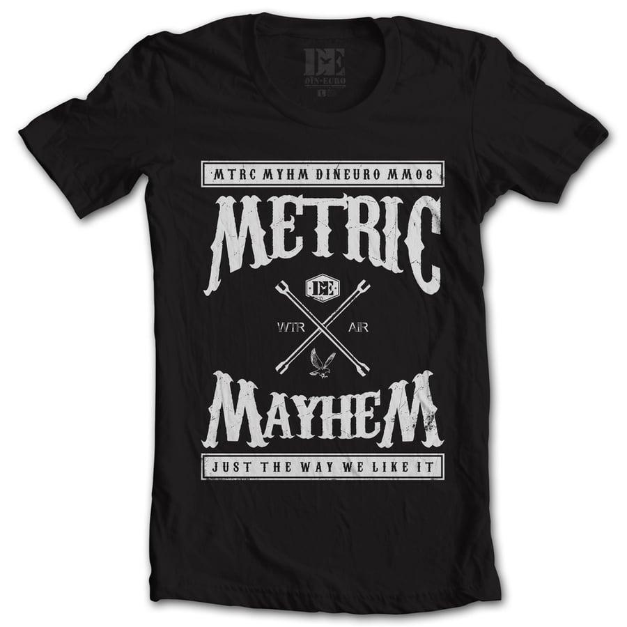 Image of METRIC MAYHEM
