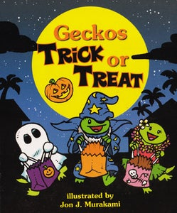 Image of Geckos Trick or Treat