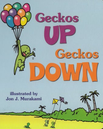 Image of Geckos Up, Geckos Down