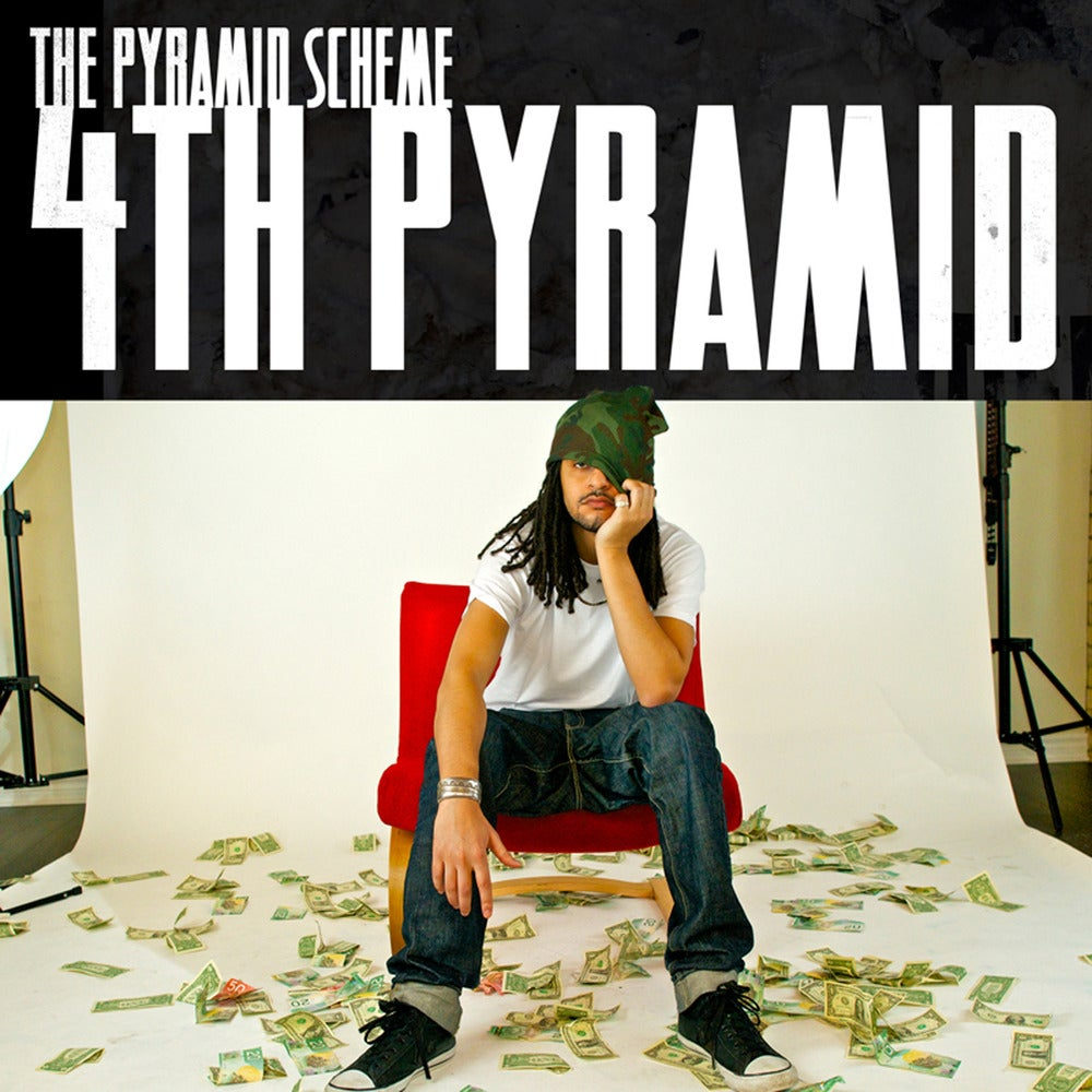 Image of The Pyramid Scheme (CD)