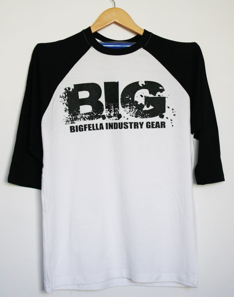 Image of 3/4 BASEBALL TEES-B.I.G