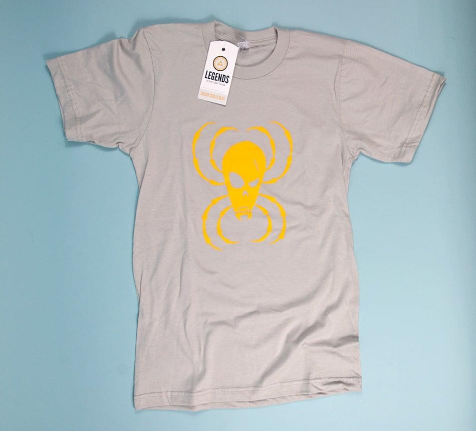 Image of Silver Skulltulas T-Shirt