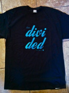 Image of The Divided OG Tee in Black (XL ONLY)