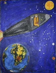 Image of Art from Dora Holzhandler