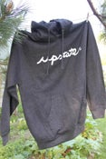 Image of Classic pullover hoodie - charcoal