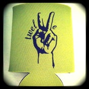 Image of twelve Koozie