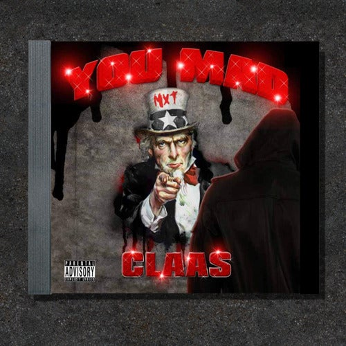 Image of Claas - You Mad vol.1