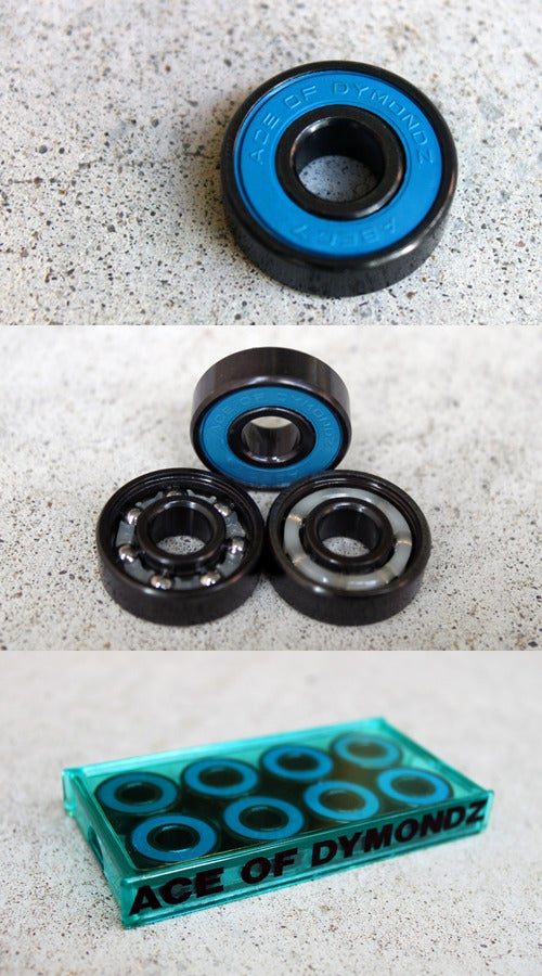 Image of ACE OF DYMONDZ ABEC 7 BEARINGS