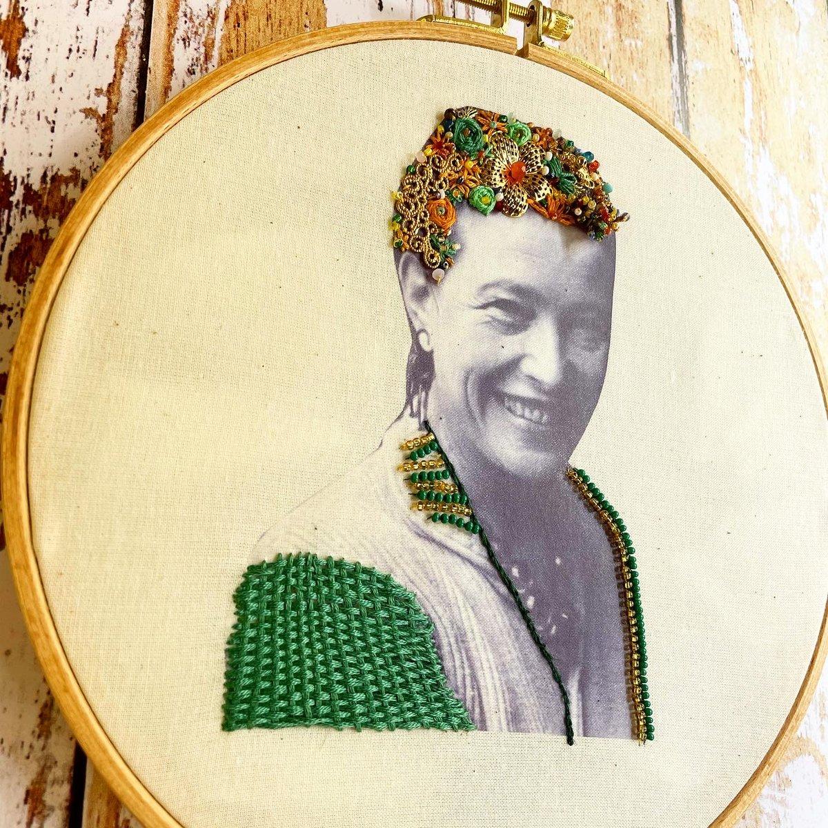 Image of Simone de Beauvoir précieuse