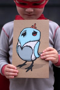 Image of Early Bird Sketch Book