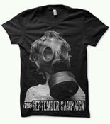 Image of Gas Mask (Black) or (White)