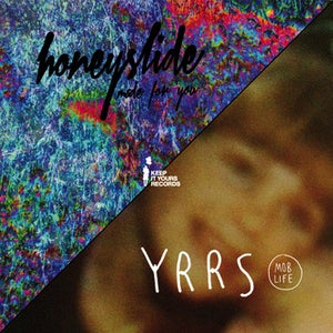 Image of honeyslide /// YRRS split 7'' PRE-ORDER