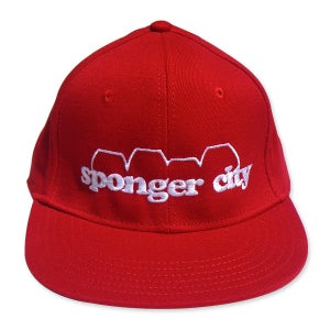 Image of Spongercity - Baseball Caps