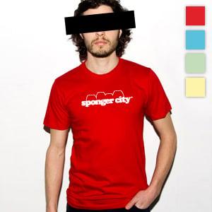 Image of Spongercity - Logo Tshirt