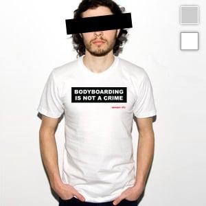Image of Spongercity - Crime Tshirt