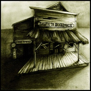 """Image of """"Ghost Towns"""" EP"""