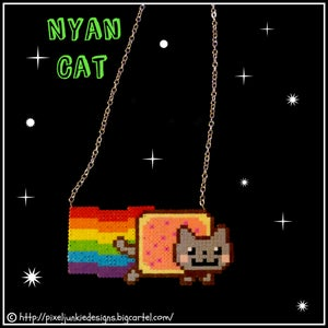 Image of Nyan Cat Chain