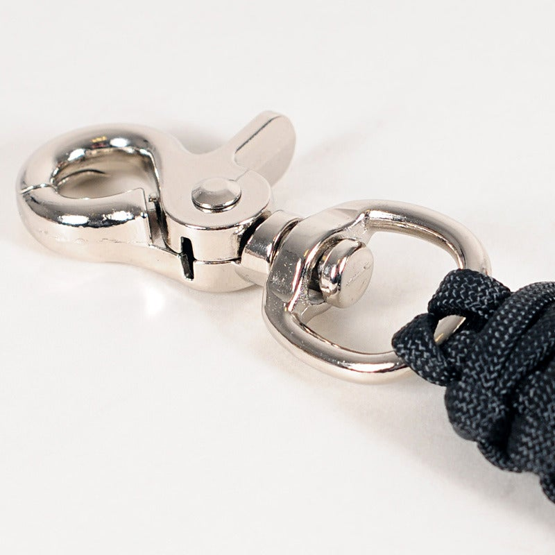Image of Paracord Keyclip - Black