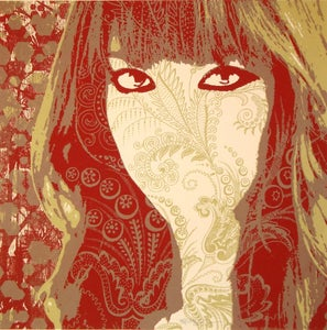Image of Paisley Girl by Jared Connor