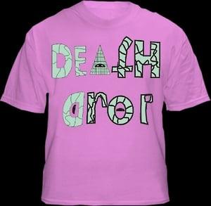 Image of Original Death Drop Pink Shirt