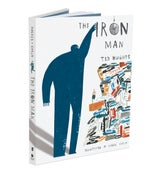 Image of The Iron Man by Ted Hughes, Illustrated by Laura Carlin