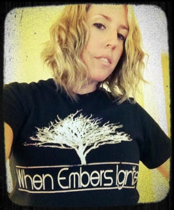 Image of When Embers Ignite Logo Tee