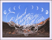 Image of Edward Sharpe and the Magnetic Zeros Chicago 2012 poster