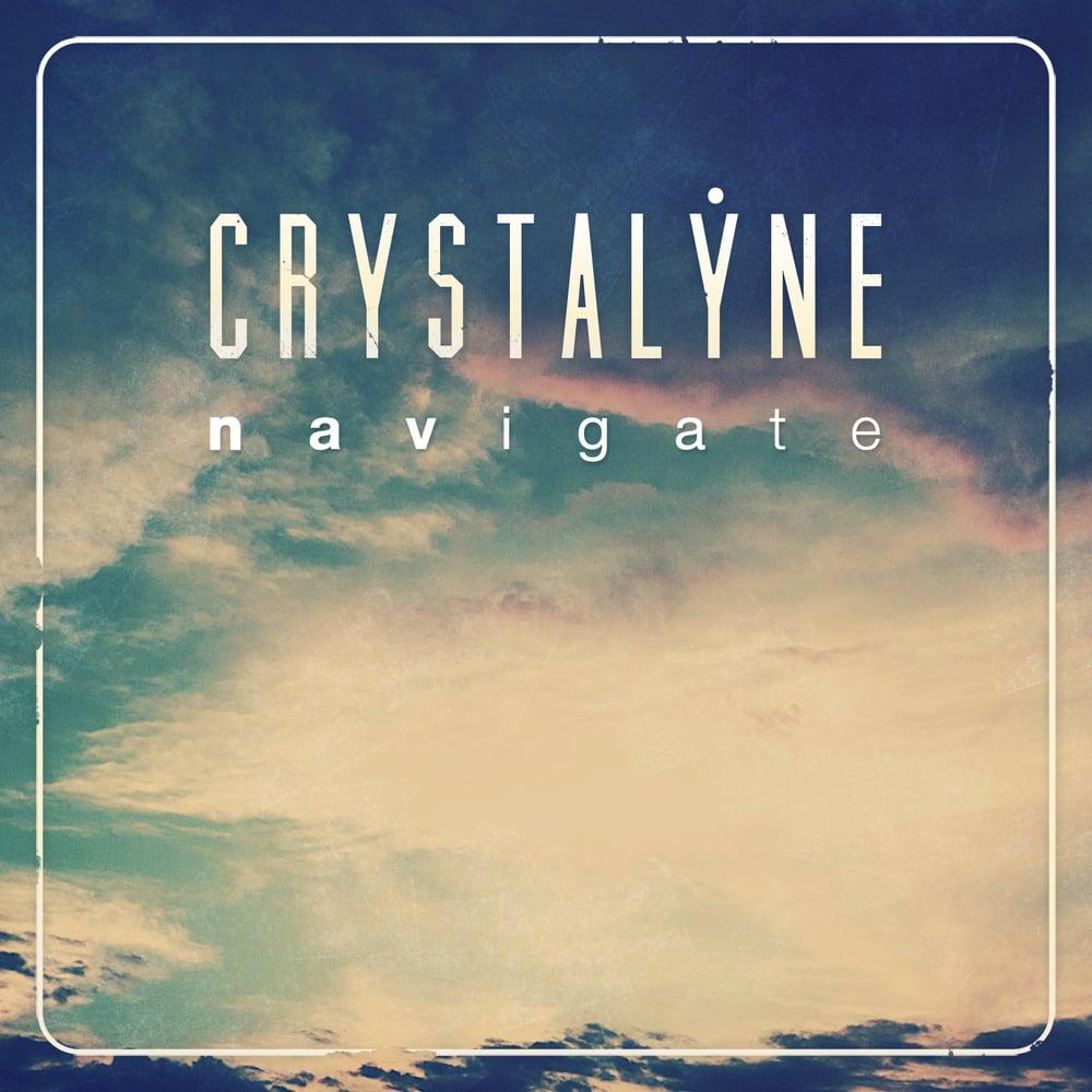 Image of Crystalyne - Navigate EP (Physical Copy)