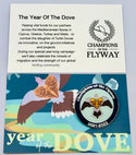 Champions Of The Flyway 2021/22 Fundraising Badge