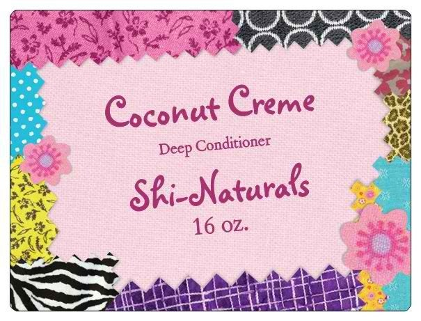 Image of Coconut Creme Deep Conditioner