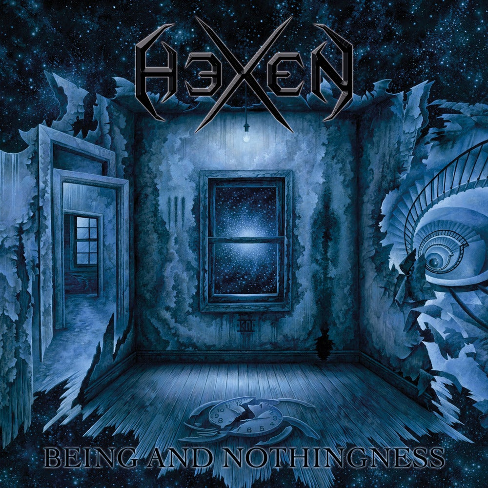 """HEXEN """"Being And Nothingness"""" CD"""